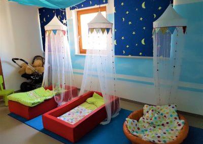 Schlafzimmer für die Kleinen