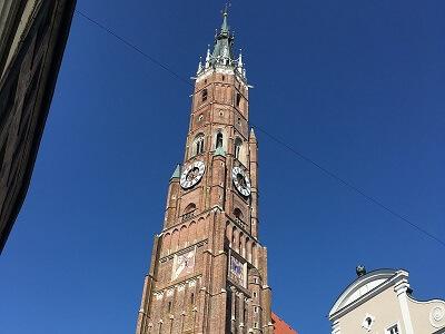 Tagesausflug nach Landshut