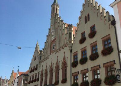 1. Rathaus mit Prunksaal