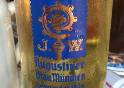 6. Augustinerbier