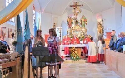 Frauenbundtreffen in der Bergkirche