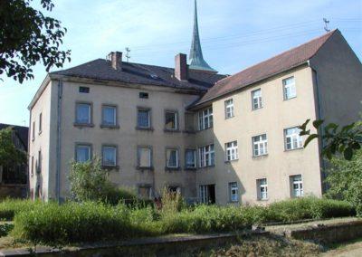 Klostergarten früher
