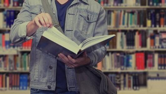 Bücherei wieder geöffnet