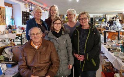 Schnäppchen- und Flohmarktladen in Vilseck boomt