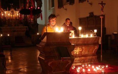 Rorate-Messe für ehrenamtliche Mitarbeiter