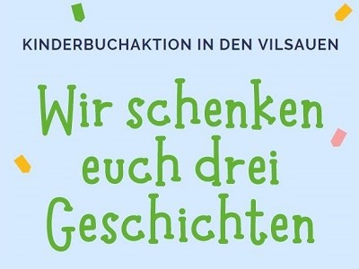 Kinderbuchaktion der Stadt- & Pfarrbücherei