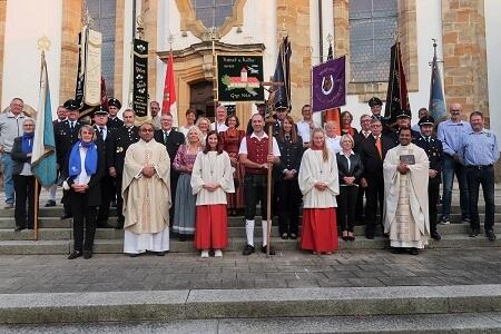 Patrozinium der Pfarrkirche St. Ägidius gefeiert