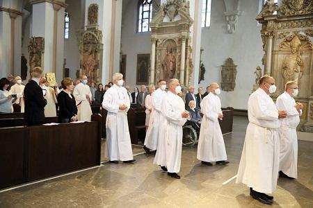 Martin Kaiser zum Diakon geweiht
